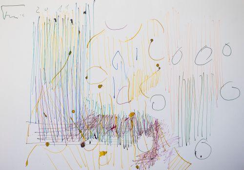 Iz ciklusa Magični vrt, 2011. (2)