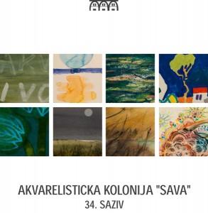 Kolonija Sava katalog 2014.