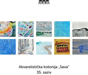 Kolonija Sava katalog 2015.