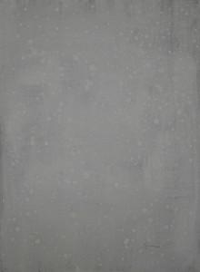 Simeon Snježana,Tisuće pahulja, akril na platnu 65 x 85 cm